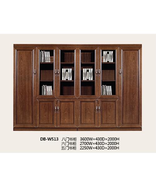 513书柜原木木皮